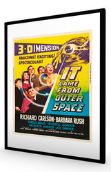 It Came From Outer Space 1953 Black Frame