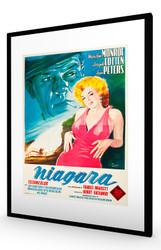 Niagara 1960 Black Frame