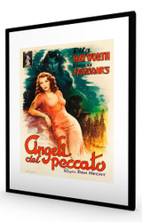 Angels Over Broadway 1947 Italian Black Frame