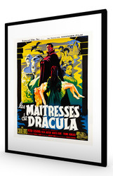 Brides of Dracula 1967 Black Frame