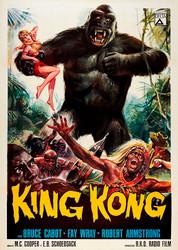 King Kong 1966 Italian