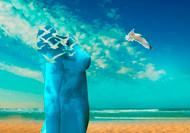 Breath the Fresh Air at the Sea