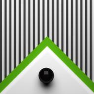 Dot on Triangle