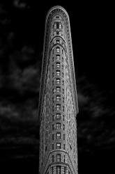 Flatiron Print, Canvas or Stretched Canvas