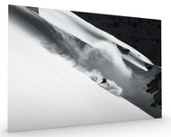 Cloud of Snow Stretched Canvas