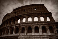 Colosseum Print, Canvas or Stretched Canvas