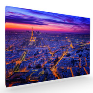 Paris I Stretched Canvas