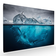 Buoyancy Stretched Canvas