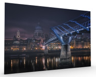 London Stretched Canvas