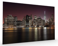 NYC Skyline Stretched Canvas