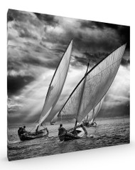 Sailboats and Light, Stretched Canvas