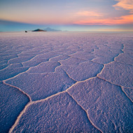 Salar de Uyuni, Print, Canvas or Stretched Canvas