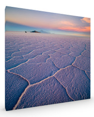 Salar de Uyuni, Stretched Canvas