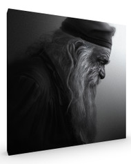 The Monk, Stretched Canvas
