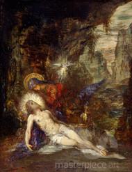Pietà by Gustave Moreau Premium Giclee Print