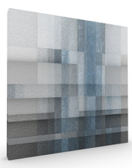 Stretched Canvas Abstract by Luc Vangindertael