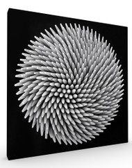 Stretched Canvas Hypnosis by Giorgio Toniolo