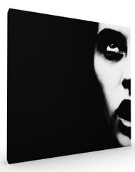 Stretched Canvas Darkness by Erkan Camlilar