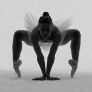 Art Print Ballerina by Edurd Crispi
