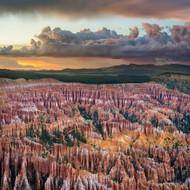 Landscape Print Bryce by Ignacio Palacios