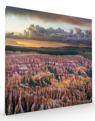 Stretched Canvas Landscape Bryce by Ignacio Palacios