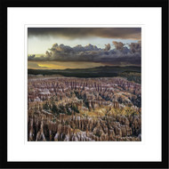 Wall Art Framed Landscape Bryce by Ignacio Palacios