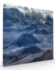 Stretched Canvas Landscape Halekala Craters by Ignacio Palacios