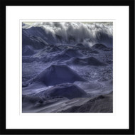 Wall Art Framed Landscape Halekala Craters by Ignacio Palacios