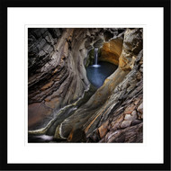 Wall Art Framed Landscape Spa Pool Hamersley Gorge by Ignacio Palacios