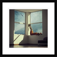 Wall Art Framed Room with a View by Ambra