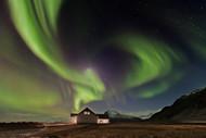 Aurora by Martin Zalba Landscape