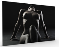 Stretched Canvas Lust by Svetoslav Klichev Art Print