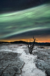 Magic Aurora by Luca Liloni, Art Print