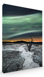 Magic Aurora by Luca Liloni, Stretched Canvas