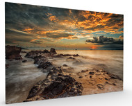 Angry Beach by Gunarto Song, Stretched Canvas
