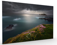 Godrevy Point by Krzystof Browko, Stretched Canvas