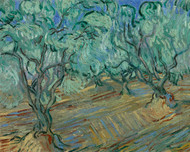 Olive Grove II by Vincent van Gogh