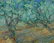 Olive Grove II by Vincent van Gogh
