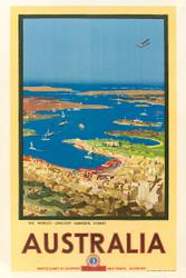Australia, Sydney the world's loveliest harbour