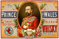 The Prince of Wales Finest Old Scotch Blend Whisky