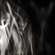 The Ghost of my Past by Willy Marthinussen Art Print