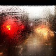 Rain by Valentina Del Fuoco Art Print