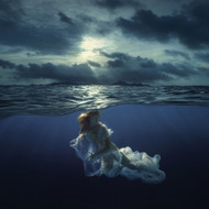 Sea Tale by Dmitry Laudin Art Print