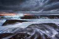 Before the Storm by Joshua Zhang Seascape Print