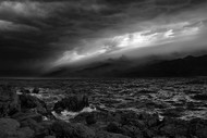 Black Storm by Bernardo Dadic Seascape Print