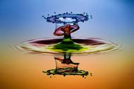 CMYK by Muhammad Berkati Art Print