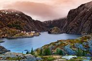 Norwegian Village by Liloni Luca Landscape