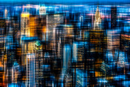 Downtown II by Hannes Cmarits Art