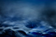 Blue Fantasy by Willy Marthinussen Marine Print