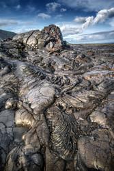 Lava Field by Ignacio Palacios Landscape Print